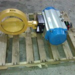 Automated Composite Butterfly Valve